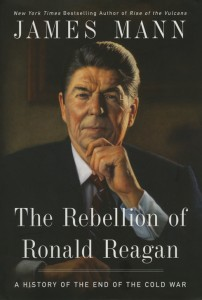 Rebellion of Ronald Reagan book cover